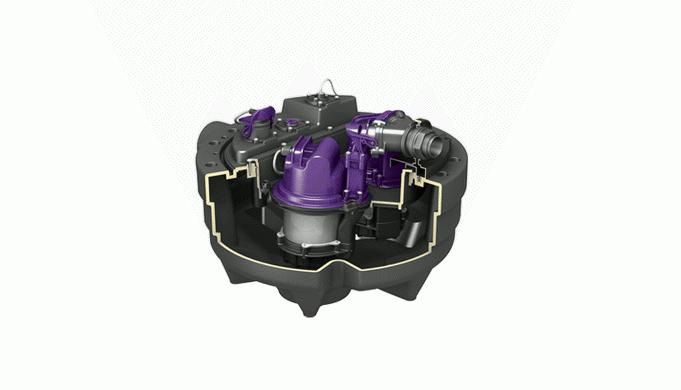 Aqualift F Compact - možnosti inštalácie