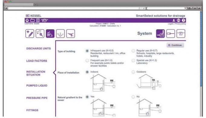 Systém SmartSelect pre návrh technologických zariadení