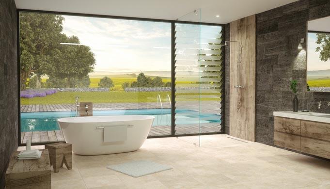 Výhody kvalitného sprchového žľabu