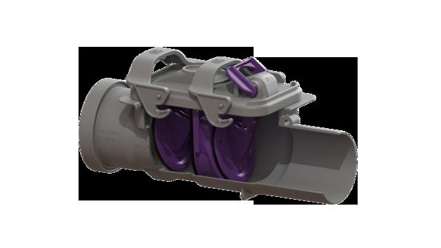 Najpredávanejšia spätná klapka séria Staufix DN 50