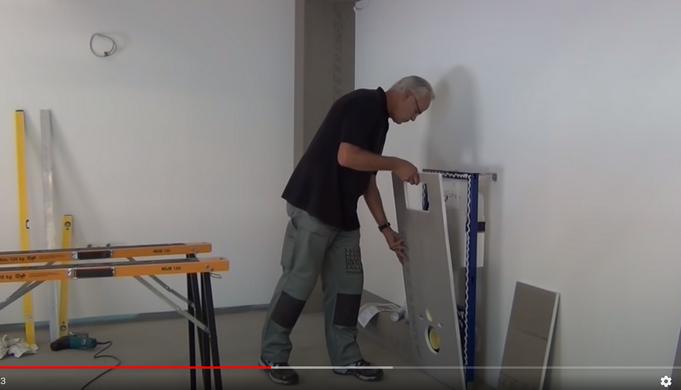 VIDEO - Montáž obkladu TEC-VWD